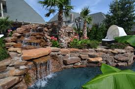 Backyard Pool With Lazy River Residential Lazy River Houzz