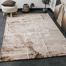 tappeto soggiorno vimoda tibet7413 classico tappeto da soggiorno a trama spessa