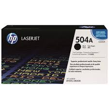 hp bureau hp cart 504a 5k pages black 10833 01 ce250a fournitures de