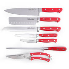 What Is A Good Set Of Kitchen Knives by The Pioneer Woman Cowboy Rustic Cutlery Set 14 Piece Walmart Com