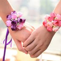 cheap corsages wholesale prom wrist corsages buy cheap prom wrist corsages from