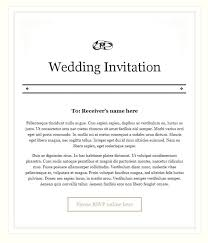 how to write a wedding invitation lovely wedding invitation wording sles for email wedding