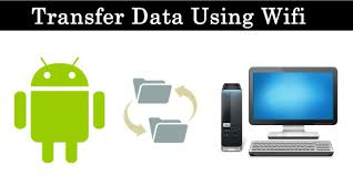 transfer photos from android to pc to transfer data from android to pc laptop using wifi