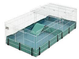 amazon com guinea habitat plus guinea habitat plus pet cages