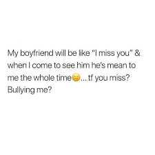 Memes For Him - dopl3r com memes my boyfriend will be like l miss you when i