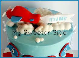 más de 25 ideas increíbles sobre airplane baby shower cake en