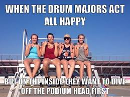 Drum Major Meme - 32 best drum major images on pinterest drum major band