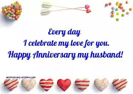 wedding wishes to husband what is a wedding anniversary wish quora