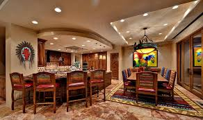 Western Dining Room Popular Of Western Kitchen Lighting And Light Fixture Western