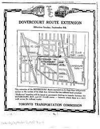 Ttc Map Old Time Trains