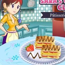 jeux de fille cuisine jeu patisserie napoléon cuisine de gratuit sur wikigame