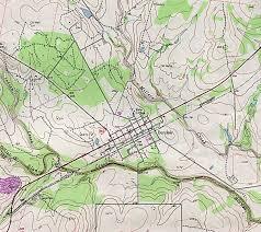Texas Beaches Map Texas City Maps Perry Castañeda Map Collection Ut Library Online