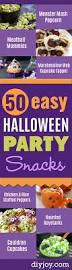 50 easy halloween party snacks diy joy