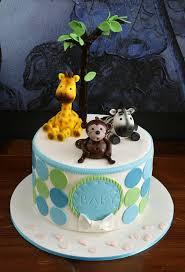 30 best safari jungle shower cakes images on pinterest baby