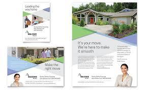realtor flyer u0026 ad template design