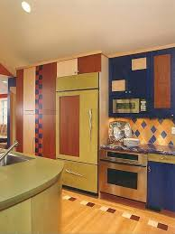 blue tile kitchen backsplash kitchen backsplash orange pizzle me