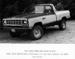 Dodge Ram Custom - 1982 dodge power ram custom se w150 4x4 pickup truck flickr