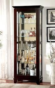 metal glass doors curio cabinet metal curio cabinet cabinetsa sensational picture