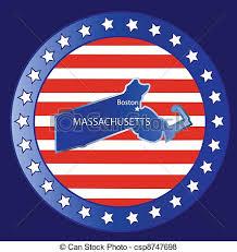 Massachusetts Travel Clipart images Massachusetts state map massachusetts state seal stamp usa jpg