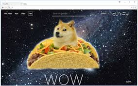 doge hd wallpaper new tab themes free addons