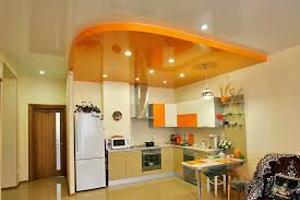 Design For Kitchen Cabinets New Trends For False Ceiling Designs For Kitchen Ceilings