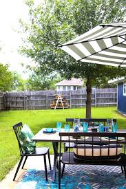 8 tips for choosing patio furniture our colorful cozy patio makeover love renovations