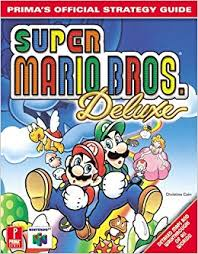 super mario brothers deluxe prima u0027s official strategy guide