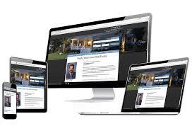 Real Estate Website Templates Idx by Website Template Builder Mlstechs