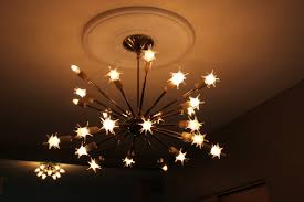 diy sputnik chandelier decor modern gold chandelier sputnik light