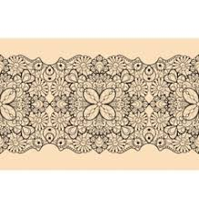 ribbon lace seamless lace ribbon royalty free vector image