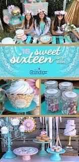 sweet 16 theme best 25 sweet 16 ideas on sweet 16 party