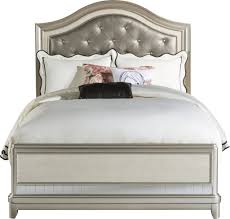 Mirrored Bedroom Furniture Rooms To Go Sofia Vergara Petit Paris Vanity Mirror And Stool Set Rooms To