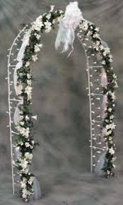 wedding arches decorating ideas wedding arch reception decorations