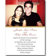 wedding invitations with photos a moment of bliss photo wedding invitations iwp016 wedding