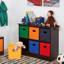 Babi Italia Dresser Cinnamon by Riverridge Kids 6 Bin Storage Cabinet Espresso Primary Toys