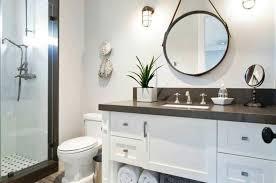 bathroom vanity wall mirrors to add style inside the bathroom