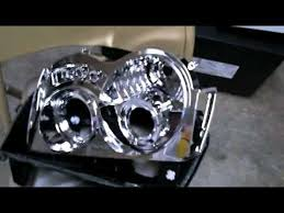 2005 jeep grand headlights how to 2005 jeep grand limited custom projector