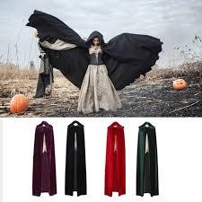 Halloween Costume Cape Aliexpress Buy Women Men Halloween Costume Cloak Velvet