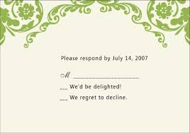 sle rsvp cards simple green formal wedding invitations ewi032 as low as 0 94