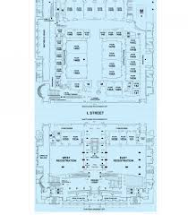 washington convention center floor plan plantour walter e washington convention center street level