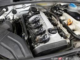 2003 audi a4 1 8t engine ecs ecs42725kt a coil pack hold kit black