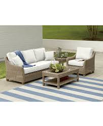 outdoor sitting willough outdoor seating collection with sunbrella cushions