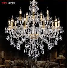Lighting Chandeliers Modern Aliexpress Com Buy Light Chandelier Modern Crystal Large