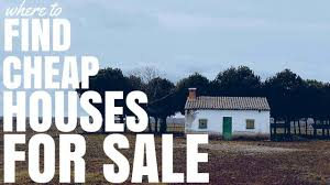 where to find cheap houses for sale ep137 youtube