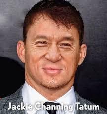 Channing Tatum Meme - jackie channing tatum meme guy