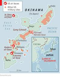 map us japan japan s problematic prefecture okinawa and the us japan