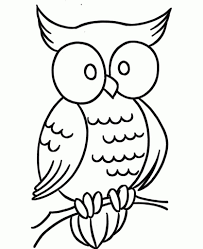 elegant printable owl coloring pages regarding encourage in