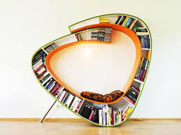 Library Chair What About A Bookshelf Chair Design For Your Home Library