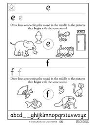free printable preschool reading worksheets word lists and