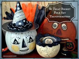 jennuine by rook no 17 make a halloween folk art candy